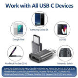 USB C to Micro USB Adapter (3-Pack)