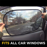 Car Sun Shade (2 PCS)