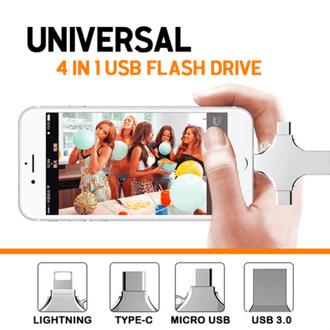 Universal USB Flash Drive