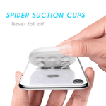 Spider Suction Wireless Charger
