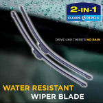 2-In-1 Water Repellency Wiper Blade