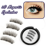 3D Magnetic Eyelashes Set (4PCS) - esfranki