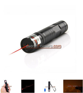 Rot Laserpointer 200mW (650nm)