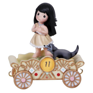 Precious Moments® Disney Pocahontas Figurine, Age 11