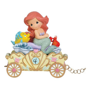 Precious Moments® Disney Ariel Figurine, Age 4