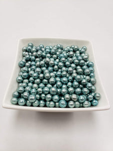 Blue Dragees 7mm - 1 lbs
