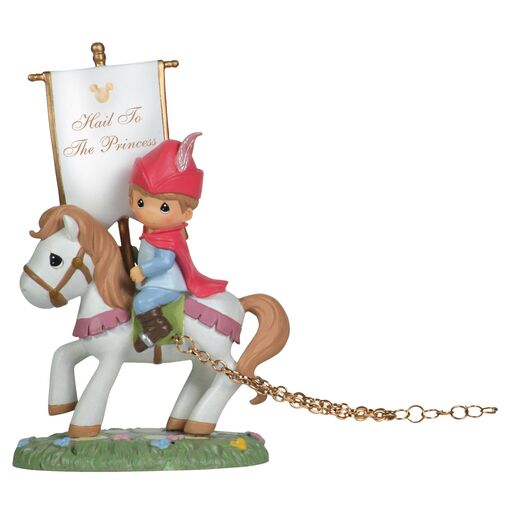Precious Moments® Disney Prince Philip Riding His Horse Figurine