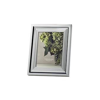 With Love Silver 5x7 Picture Frame