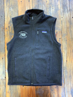 TVRC 80th Anniversary Patagonia Fleece Vest