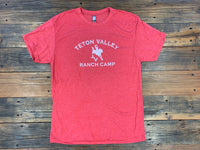 Triblend T-Shirt - Men's (Red/White)