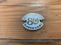 TVRC 80th Anniversary Pin