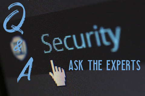Business security systems questions and nswers