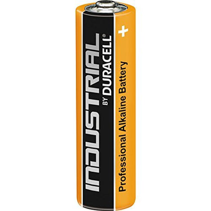 Duracell AA industrial alkaline battery
