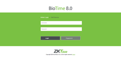 BioTime 8.0-5 Devices
