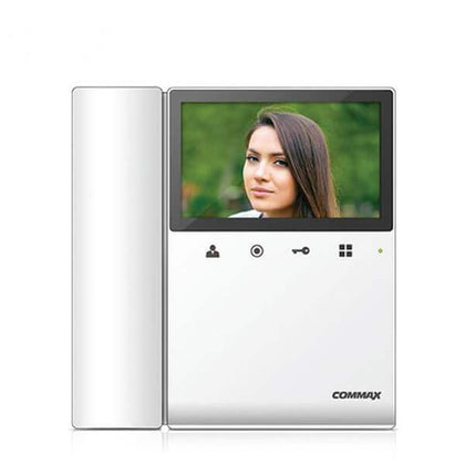 Commax Intercom Screen