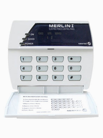 Merlin Keypad-1 Zone 2 Gate