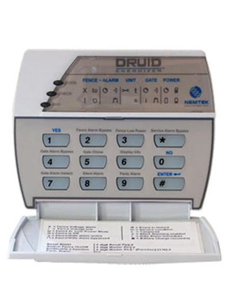 Keypad LCD For DRUID