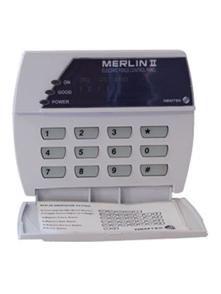 Merlin Keypad-2 Zone 2 Gate