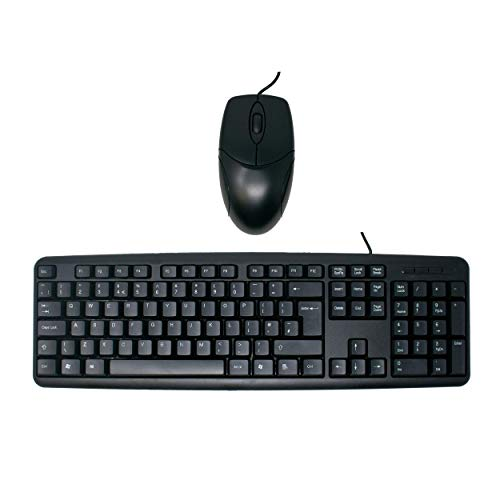 Keyboard-Mouse Combo-USB