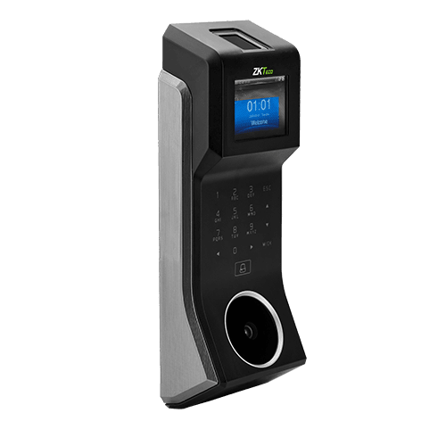 PA10 Palm & finger hybrid biometrics