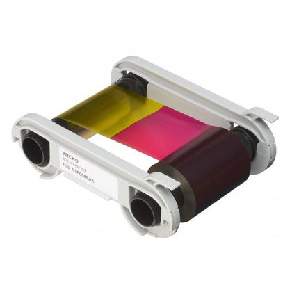 5 Panel Colour YMCKO printer ribbon