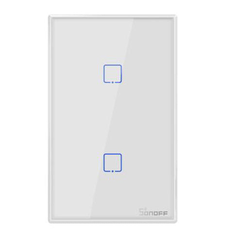 SONOFF Smart Light Switch-2CH WI-FI & RF