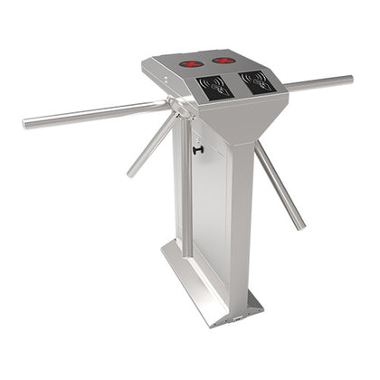 dual-lane tripod turnstile series entrance control TS1222