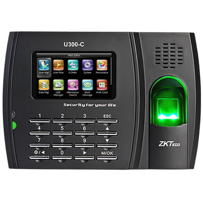 U300-C-Fingerprint Reader/RFID reader