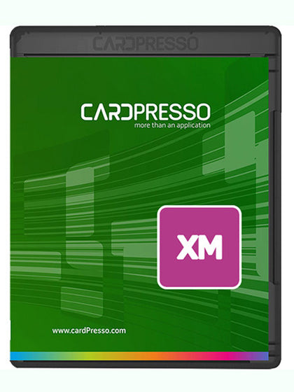 CardPresso XM Software