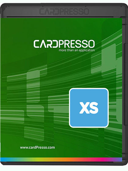 CardPresso XS Software