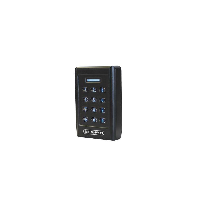 Keypad-Pin Code Only