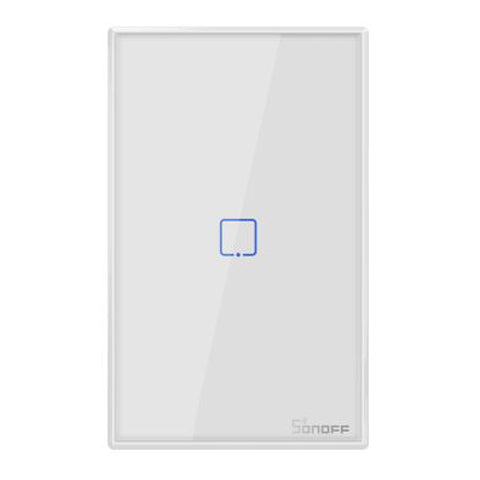 Sonoff Smart Light Switch White 1CH WIFI & RF
