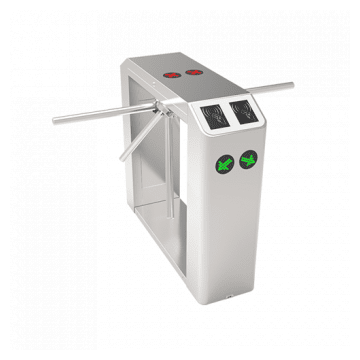 TS2200- Bridge Type Dual Lane Tripod Turnstile