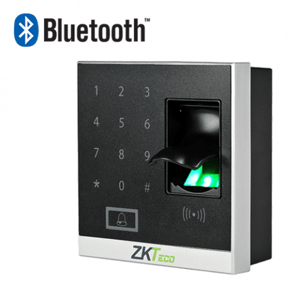 X8-BT biometric fingerprint reader