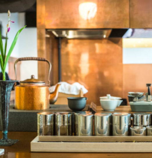 our favorite tokyo teahouses