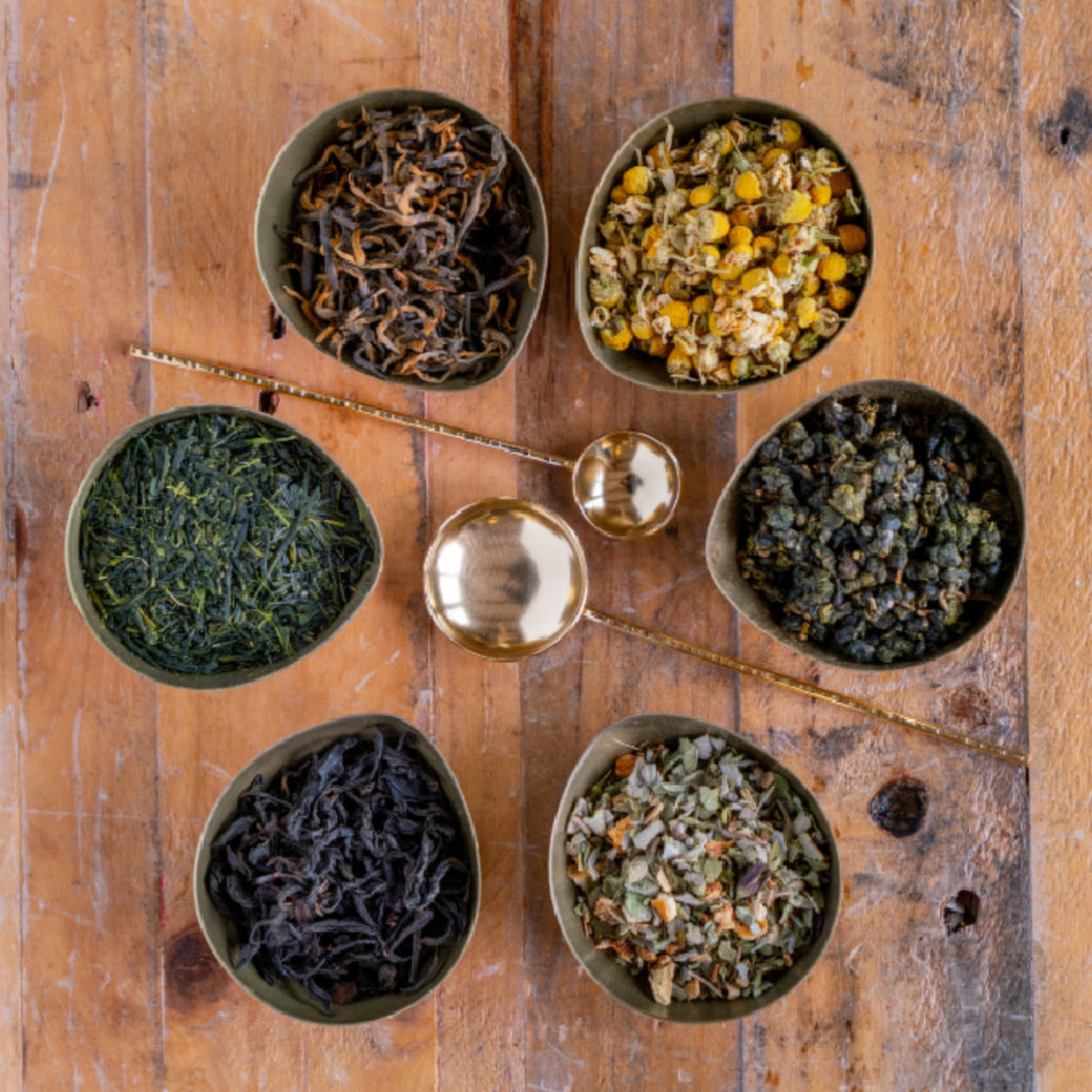 what makes teas different?