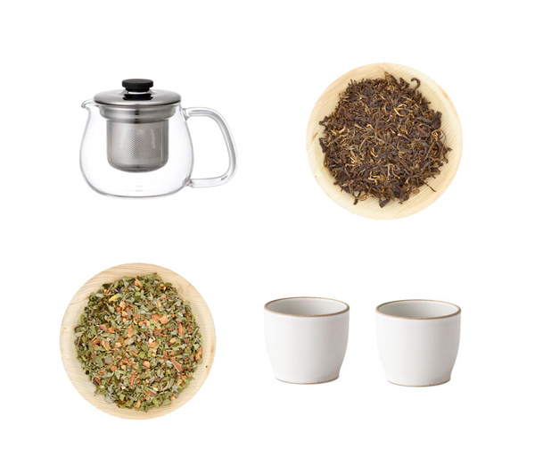 tea for two starter kit