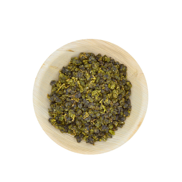 roasted dong ding oolong tea