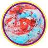 Image of Bomb Pop Super Fluff Cloud Slime