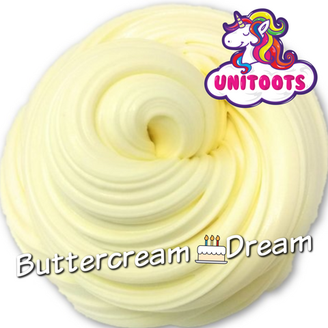 Buttercream Frosting Smooth Like Butter Slime