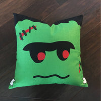 Frankenstein & Bride of Frankenstein - pillow covers