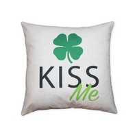 Kiss Me - pillow cover