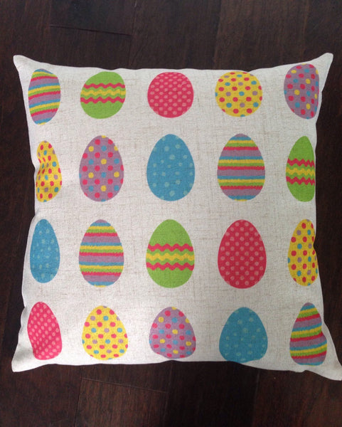 Easter Egg - pillow cover