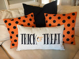 Trick or Treat - pillow cover