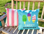 Sweet Summer - pillow cover