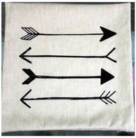 Trendy Arrows - pillow cover