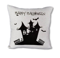 Haunted House - pillow cover