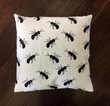 Ants - pillow cover