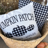 Pumpkin Patch - pillow cover