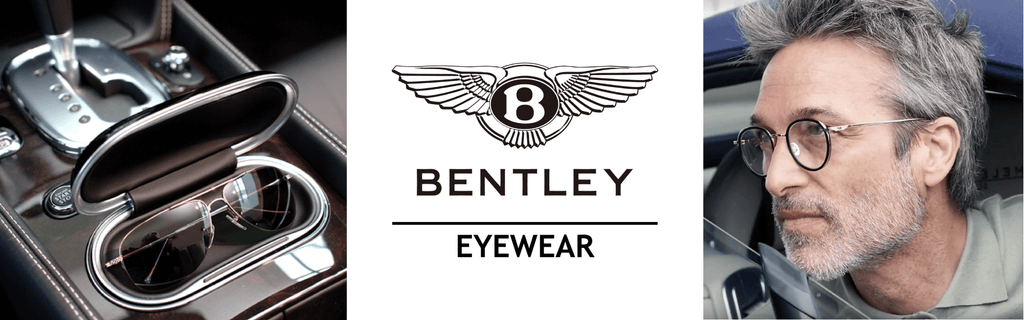 Bentley Eyewear Banner